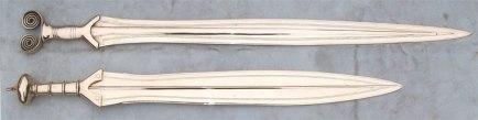 Grecian Xiphos sword