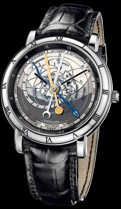 Ulysse Nardin's Astrolabium Watch