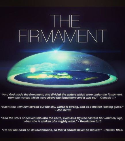 the firmament verses