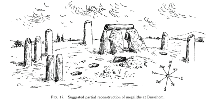 megalithic stone structure