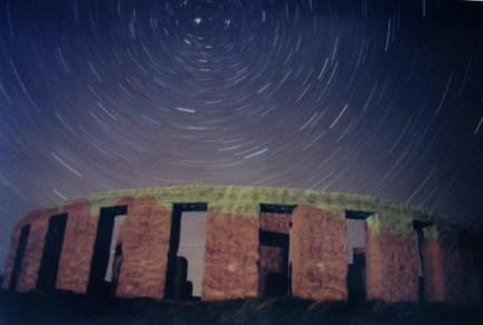celestial spin clockwise stonehenge
