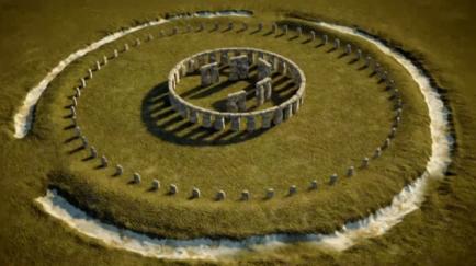 stone circle wood circle