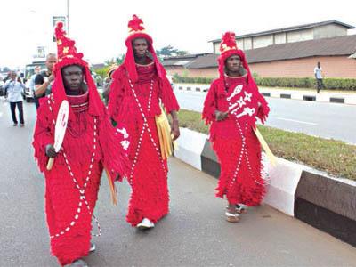 nigerian benin chiefs