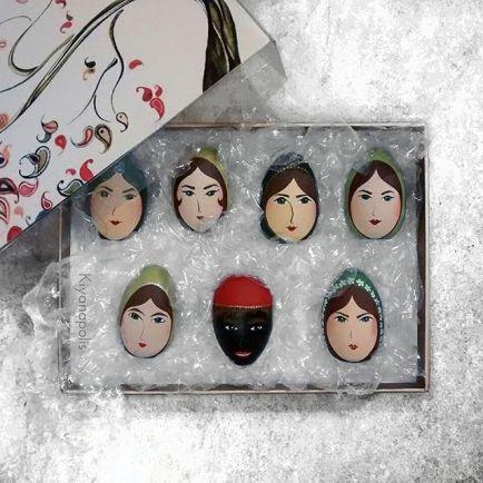 haji firuz eggs