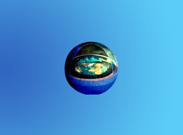 flat-earth-icon