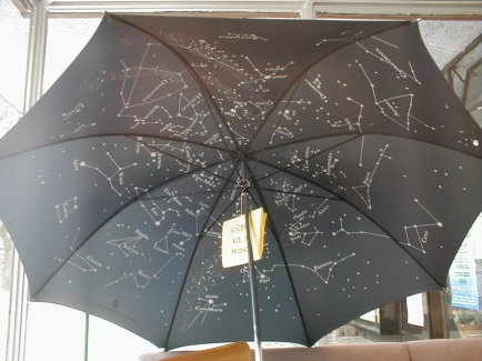 constellations umbrella