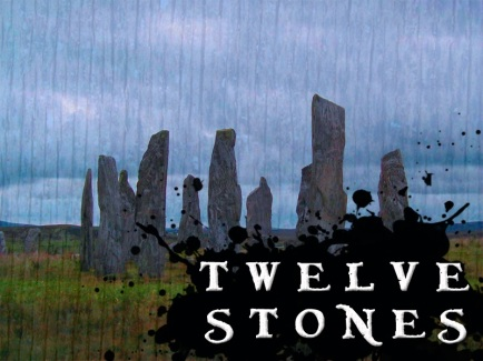 joshua 12 stone monument