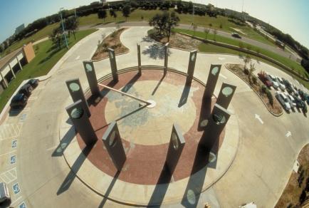 Texas Instruments' Sun Circle