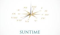 sun time solar clock