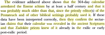 From Revelation to Canon: Studies in the Hebrew Bible and Second Temple Literature By James C. VanderKam, PG 110