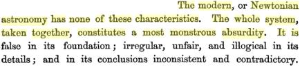 zetetic astronomy pg 181