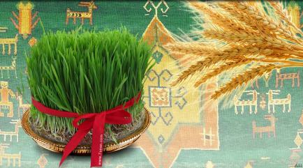 nowruz new wheat grain sprouts abib aviv