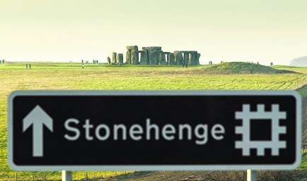 stonehenge landmark way mark