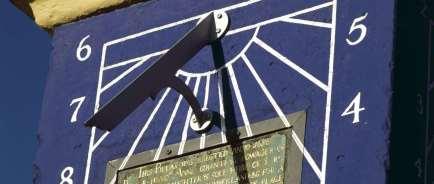 sundial clock