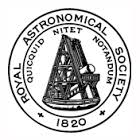 royal astronomical society seal